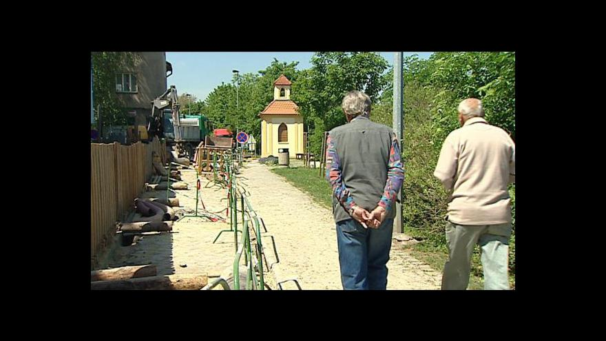 Video Reportáž Petra Sojky