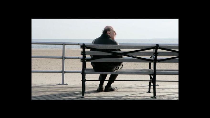 Video Důchody tématem Ekonomiky ČT24