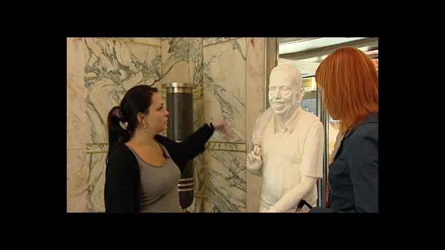 Video Rozhovor s Barborou Daušovou