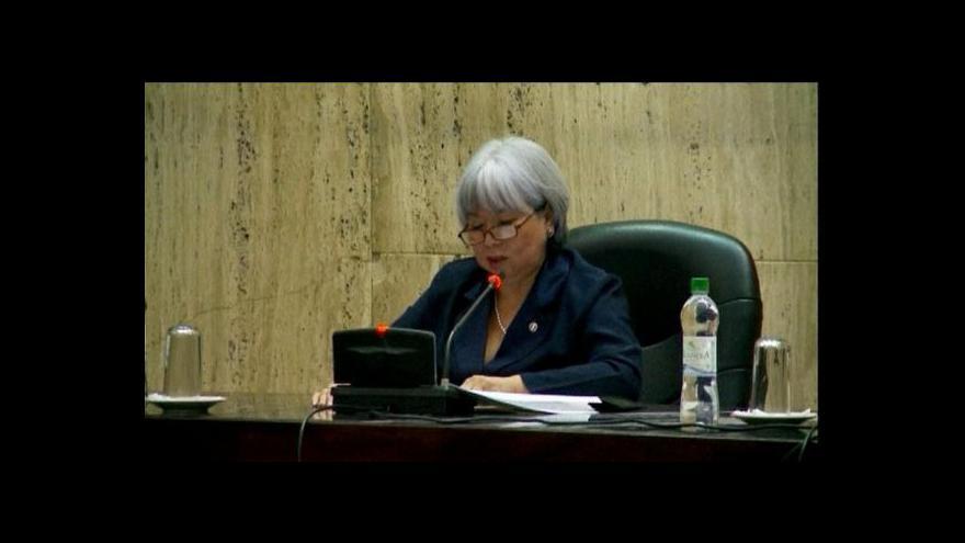 Video Průlomový soud v Guatemale