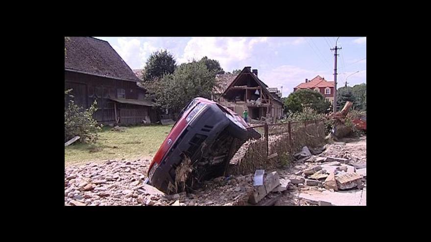 Video Reportáž Evy Davidové a Milana Brunclíka