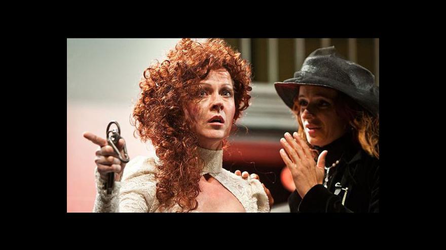 Video Rozhovor s divadelní kritičkou Marií Reslovou