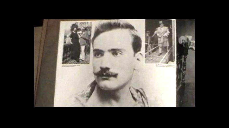 Video O Enricu Carusovi hovoří Michaela Košťálová