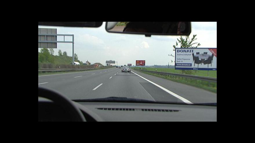 Video Reklamy od silnic jen tak nezmizí
