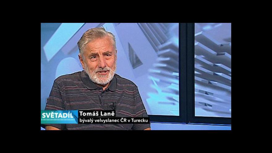 Video Rozhovor s Tomášem Laně