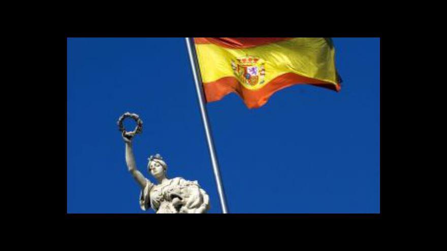 Video Finanční problémy Španělska