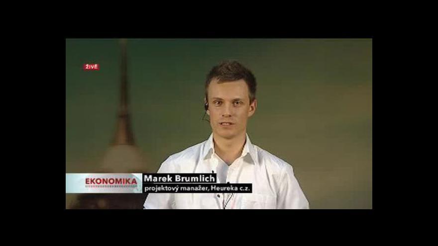 Video Rozhovor s Markem Brumlichem