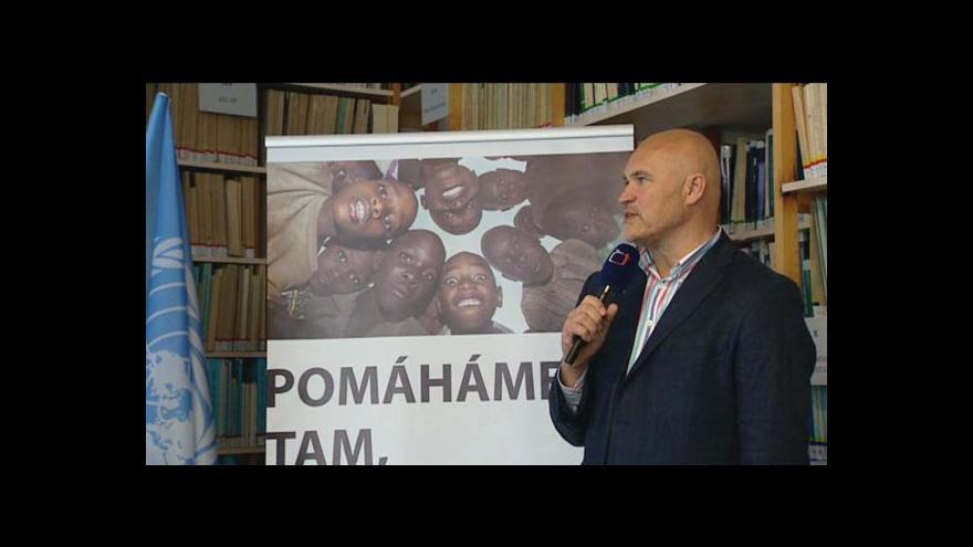 Video Tisková konference sdružení ADRA