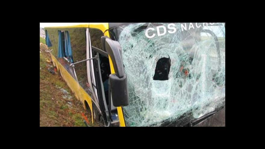 Video Nehody českých autobusů