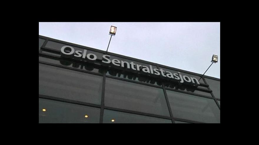 Video Další poplach v Norsku