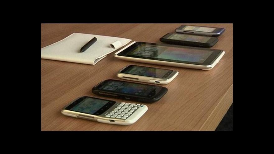 Video Změny na mobilním trhu