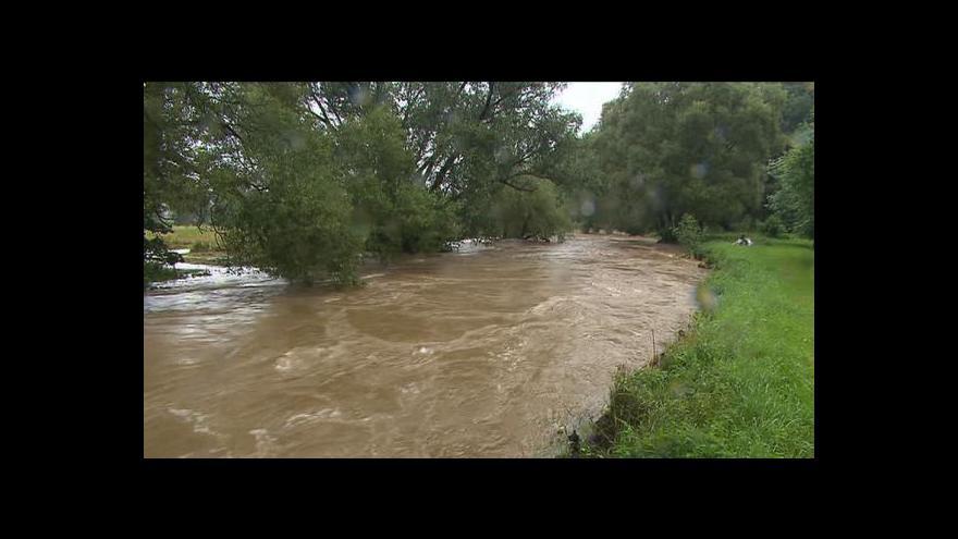 Video Záplavy ve Višňové
