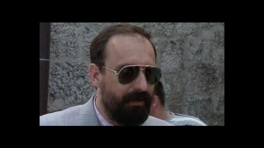 Video Goran Hadžić míří do Haagu