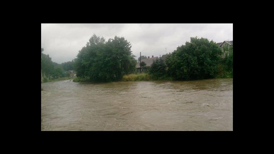 Video Povodně jsou na ústupu