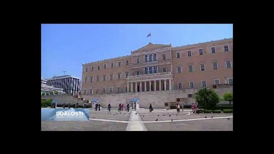 Video Reportáž o řeckém summitu