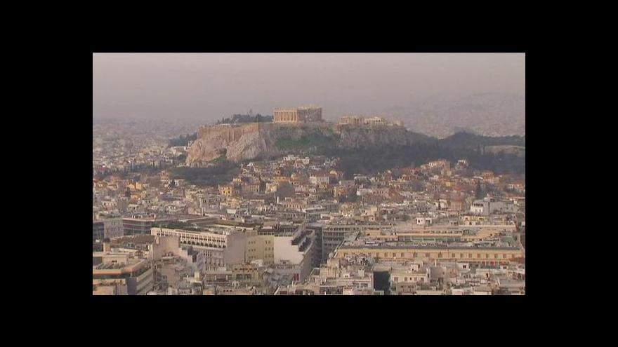 Video Eurozóna znovu řeší problémy Řecka