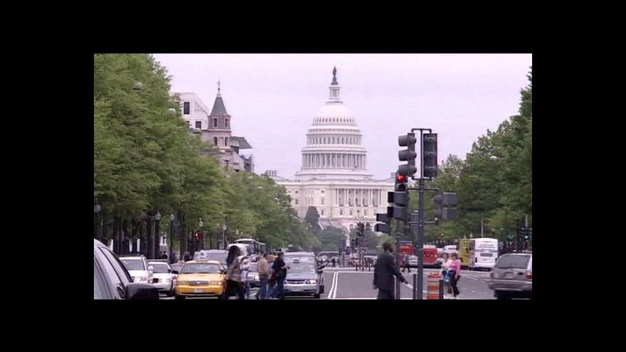 Video Amerika doufá, že má na dosah zvýšení stropu úvěrového limitu