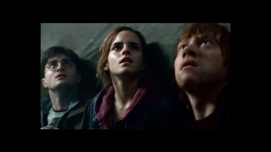 Video Harry Potter ovládl česká kina
