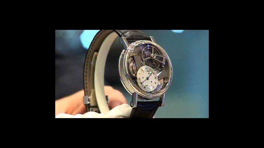 Video Swatch zvažuje koupi diamantového dolu