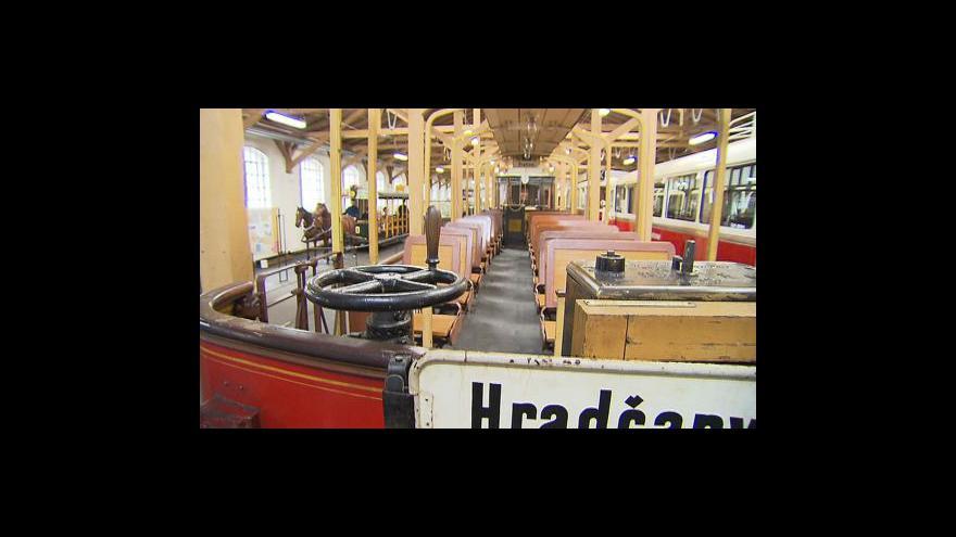 Video Pražská elektrifikovaná doprava slaví jubileum