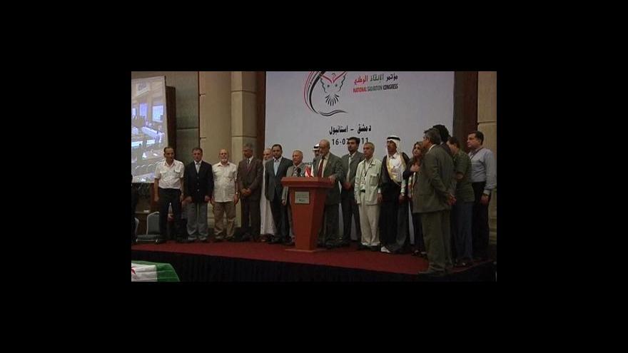 Video Istanbulská konference