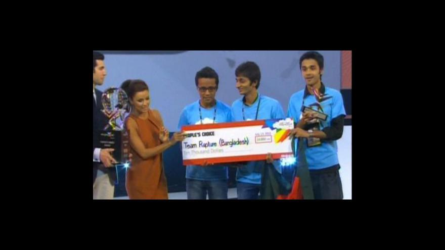 Video Talentová soutěž Microsoftu