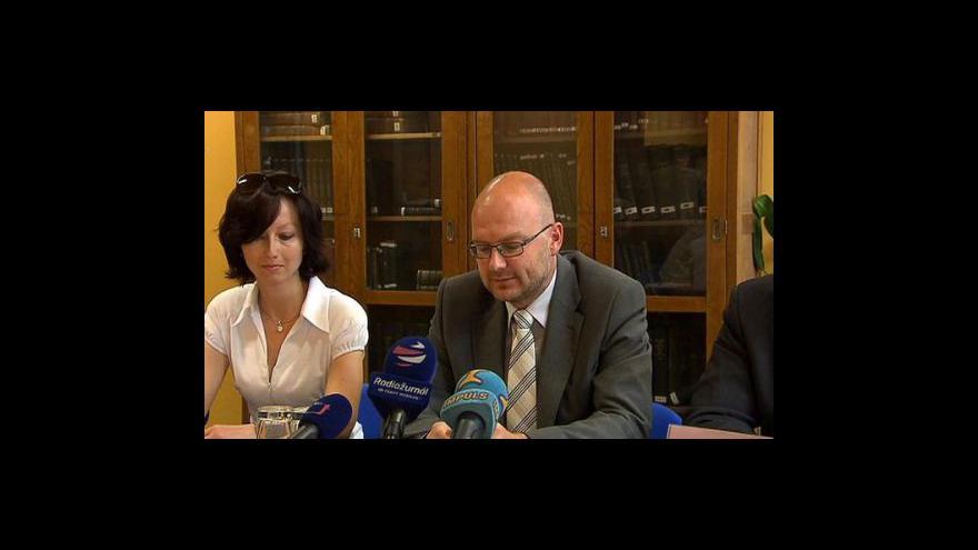 Video Brífink Soudcovské unie