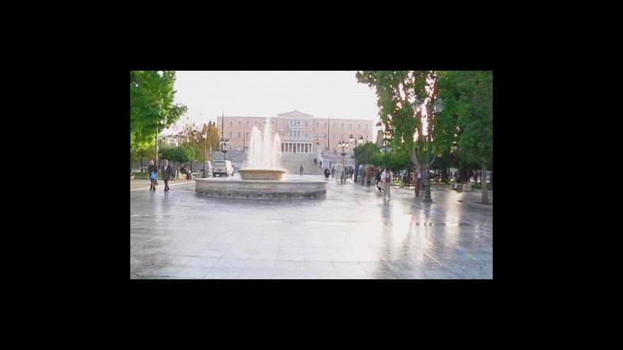 Video Reportáž o krizi v eurozóně