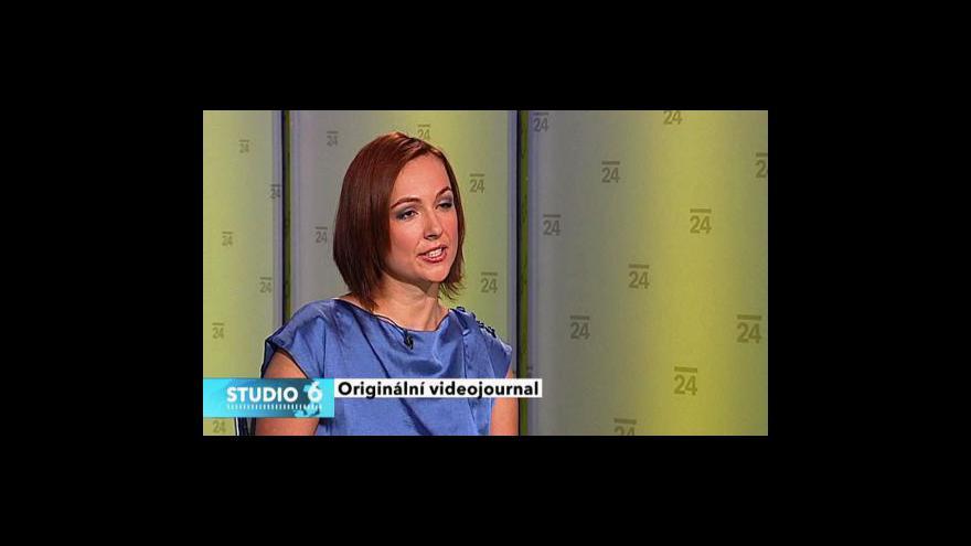 Video Rozhovor s Veronikou Linkovou