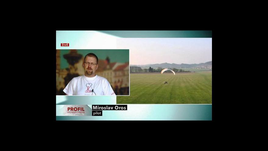 Video Rozhovor s Miroslavem Orosem