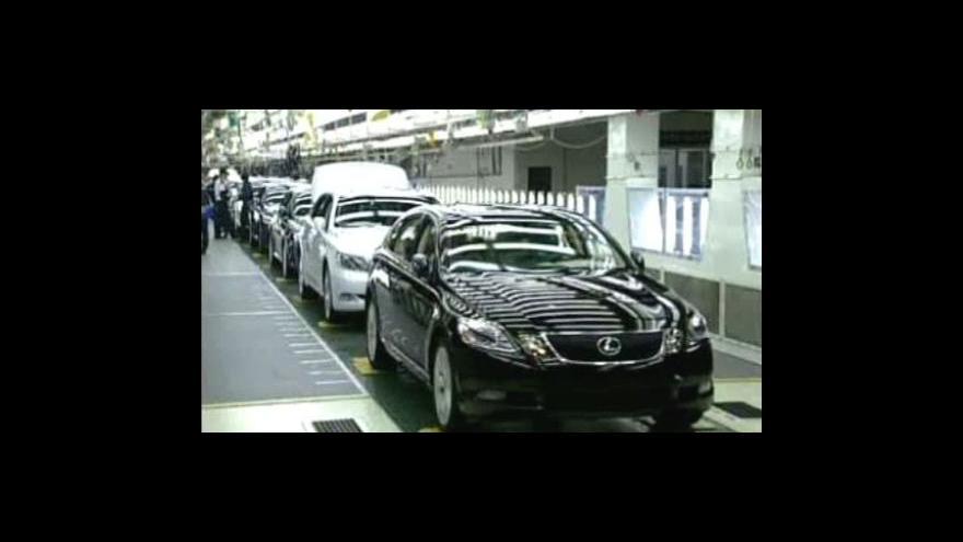 Video Nadvláda Lexusu v USA končí
