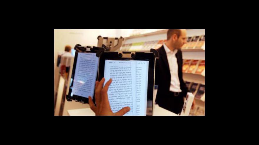 Video e-knihy tématem Ekonomiky ČT24