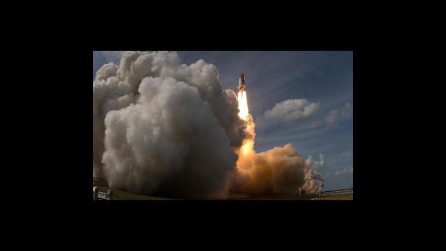 Video Atlantis se vydá na poslední misi