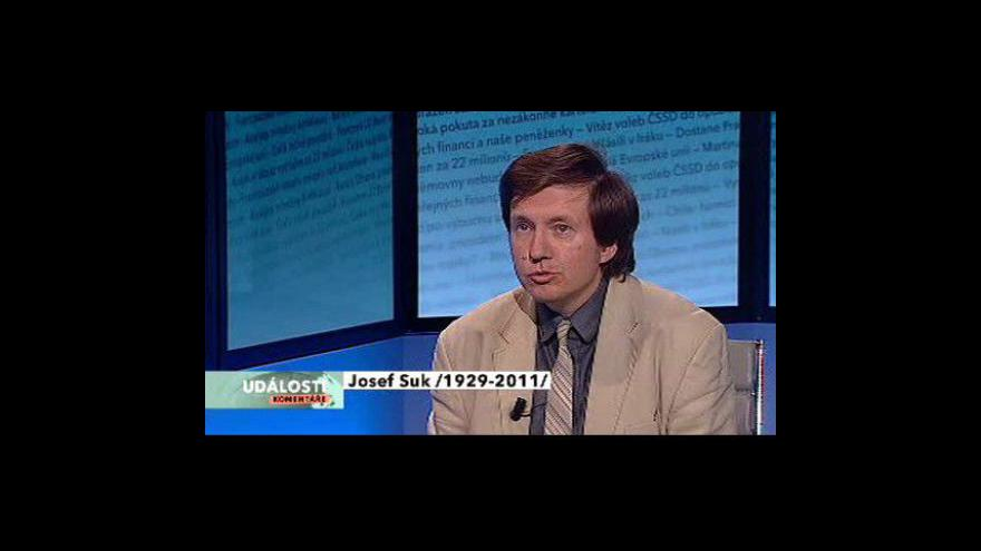 Video Rozhovor s Petrem Veberem