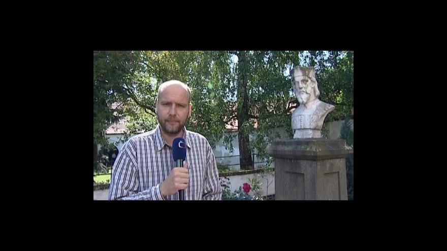 Video Oslavy Jana Husa na Krakovci a v Husinci