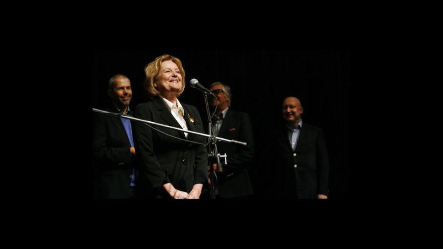Video Rozhovor s Magdou Vášáryovou