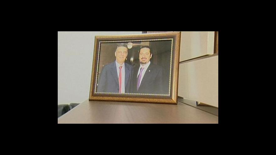 Video Další posun ve vyšetřování vraždy Harírího