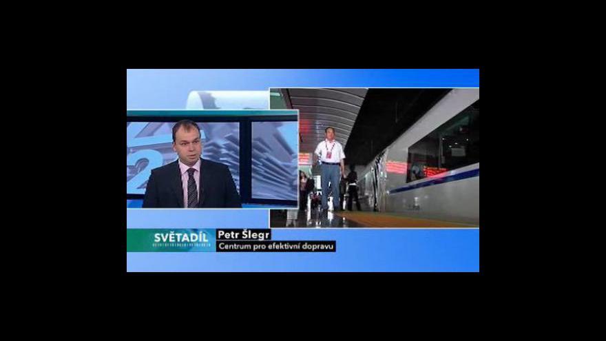 Video Rozhovor s Petrem Šlegrem