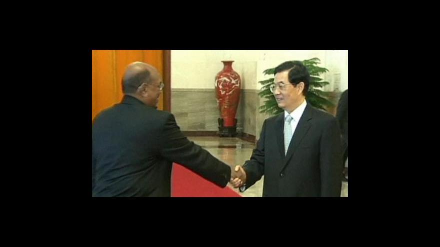 Video Bašír pokračuje v návštěvě Číny