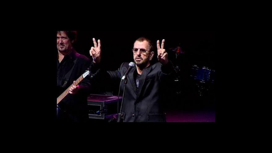 Video Jiří Černý o Ringo Starrovi