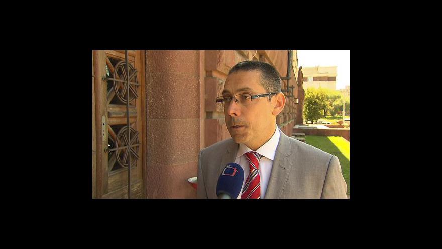 Video Rozhovor s Borisem Havlem