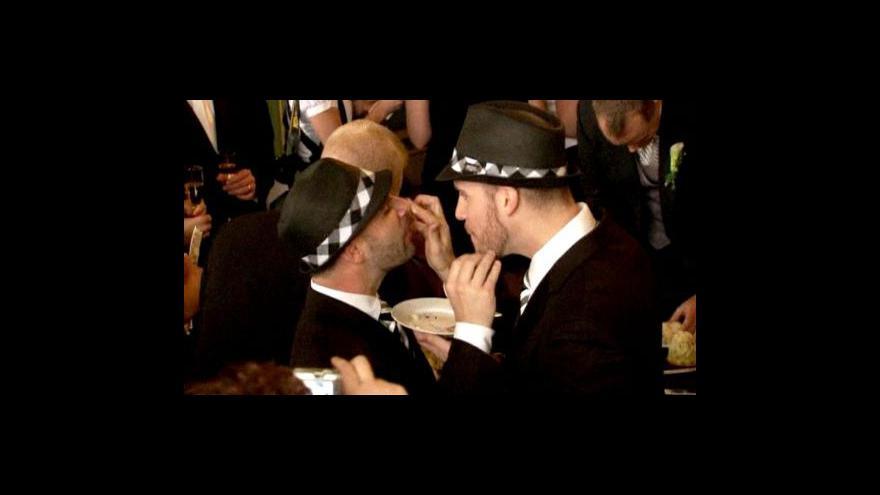 Video Gay byznys v New Yorku