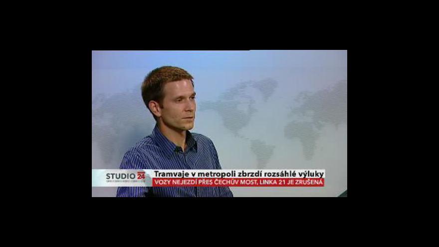 Video Rozhovor s Filipem Drápalem