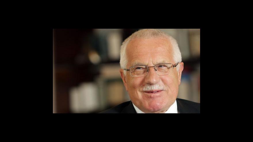 Video Komentář Václava Klause k Řecku