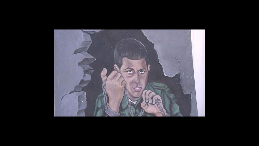 Video Šalit je pět let v zajetí