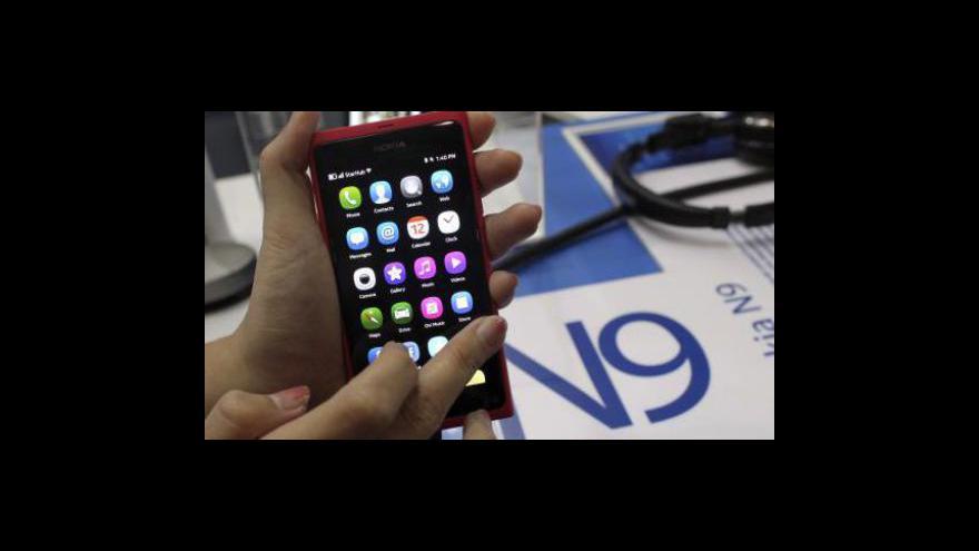 Video Nokia představuje MeeGo