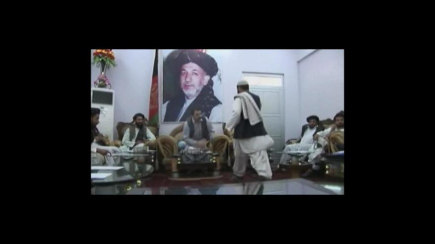 Video Afghánistán přichází o peníze