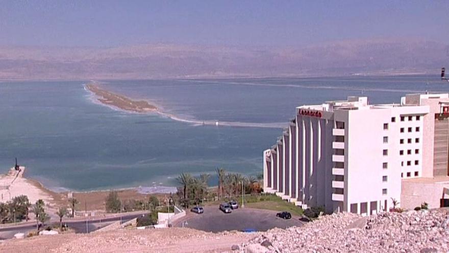 Video Mrtvé moře umírá