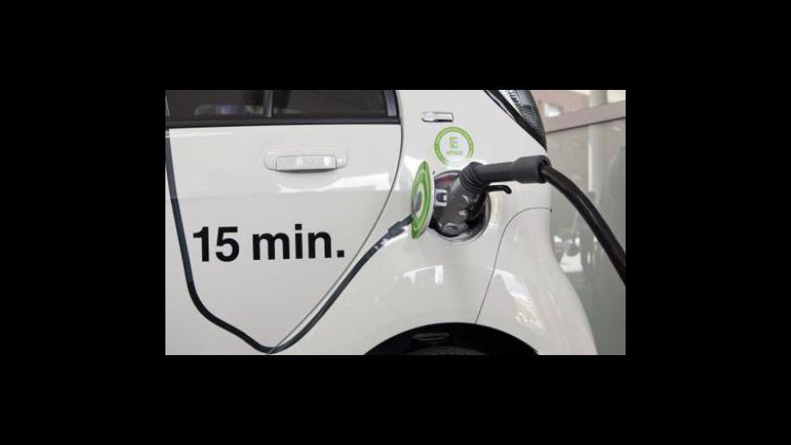 Video Rychlonabíjecí stanice pro elektromobily