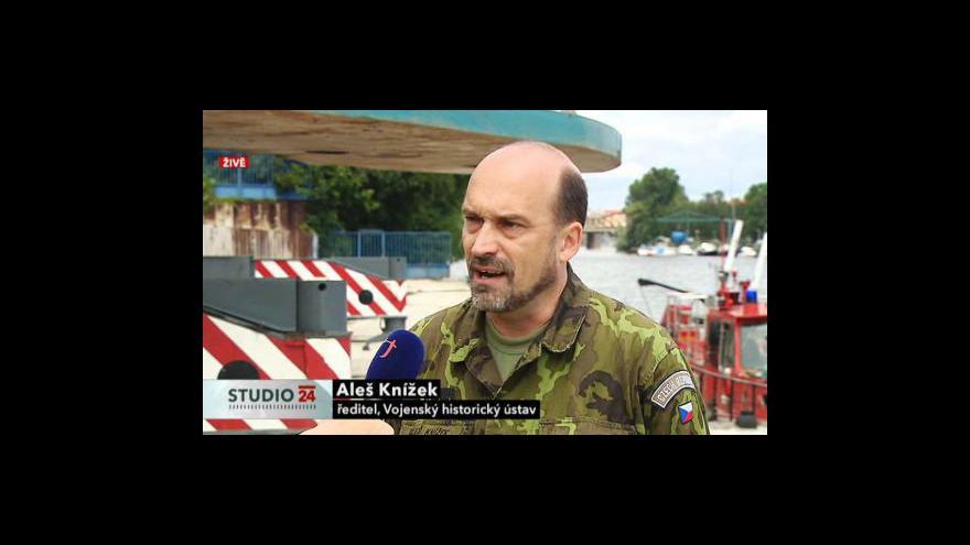 Video Rozhovor s Alešem Knížkem